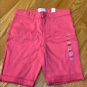 Iced Berry Bermuda Shorts